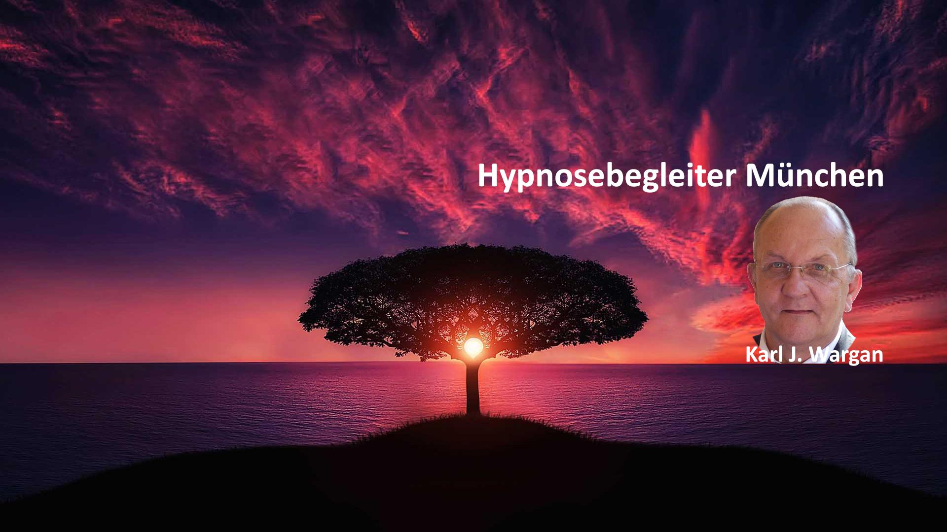 Karl J. Wargan Hypnosebegleiter München