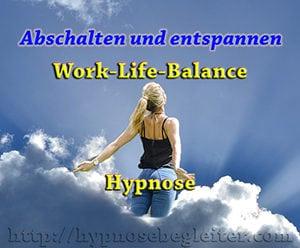 Work-Life-Balance-Entspannung