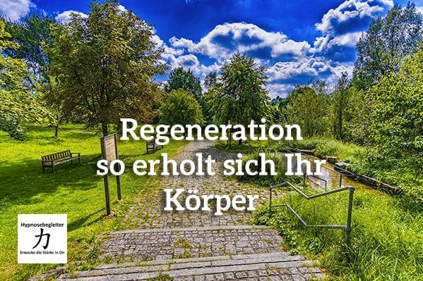 regeneration hypnosebegleiter