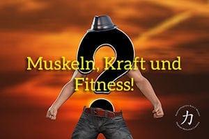 Muskeln Kraft Fitness Hypnose München