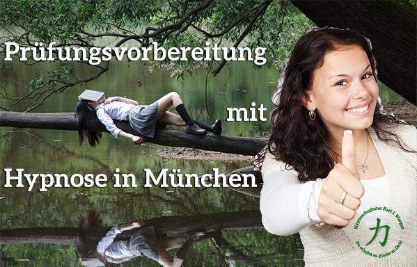 Prüfungsvorbereitung mit Hypnose in München