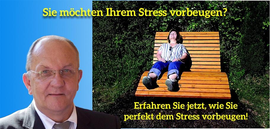 Stress vorbeugen Hypnose München