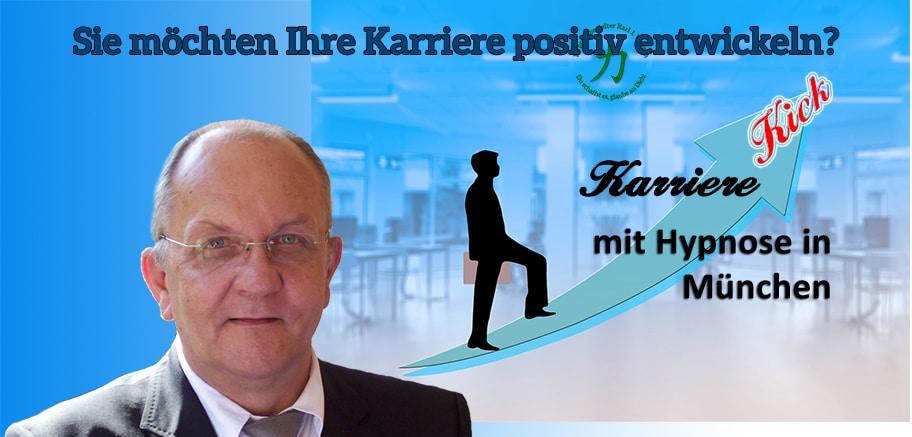 Karriere durch Hypnose München