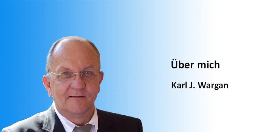 Über mich Karl J. Wargan